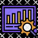 Business Analyze Icon