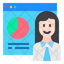 Business Analyzer Analyzer Website Icon