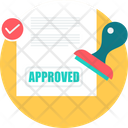 Business Approved Icon