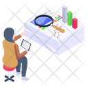 Business Auditing Icon