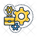 Business Automation Icon