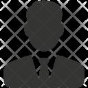 Business Avatar Businessman Icon