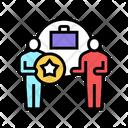 Business Bonus Present Icon
