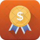 Business Award Badge Icon