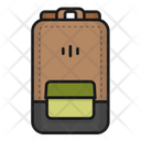 Business Backpack Icon