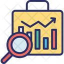 Business Bag Business Research Jobsearch Icon