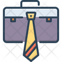 Corporate Business Manager Icon