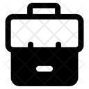Suit Bag Business Icon