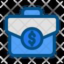 Case Bag Briefcase Icon