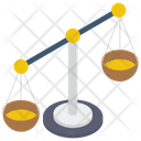 Business Balance Scale Icon