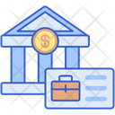 Business Bank Account Icon