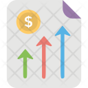 Business Bar Graph Icon