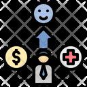 Benefit Welfare Coverage Icon