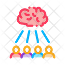 Business Brainstorming Icon