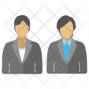 Partnership Company Fellowship Icon