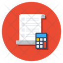 Business Budget Business Accounting Data Budget Icon