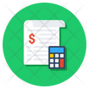 Business Budget Icon
