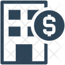 Building Funding Donation Icon