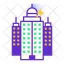 Business Building Icon