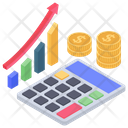 Business Calculation Icon