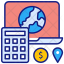 Business Calculations Icon