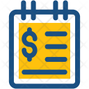 Business Reminder Calendar Icon