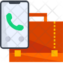 Business Call Phone Communication Icon