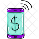 Business Call Mobile Call Smartphone Icon