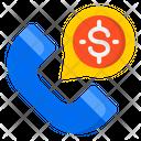 Phone Phone Call Money Icon