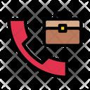 Call Job Office Icon