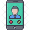 Business Call Phone Icon