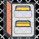 Business Card Holder Card Holder Visiting Card Holder Icon