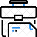 Business Managment Case Icon