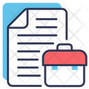 Business Case Business Case Icon