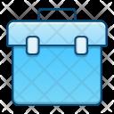 Business Case Resume Icon