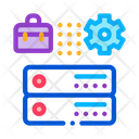 Business Case Gear Icon