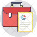 Business Case Office Icon