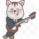 Business Cat Icon