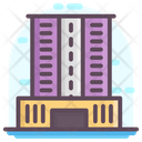 Business Center Building Icon