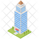 Business Center Tower Icon