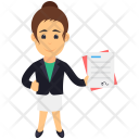 Business Certification Icon