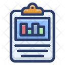 Business Chart Bar Chart Data Analytics Icon