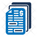 Business Chart Analytics Business Evaluation Icon