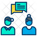 Business Chat Icon