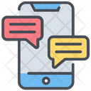 Business Chat Conversation Chat Icon