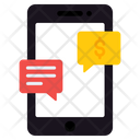 Business Chat Mobile Chat Mobile Messages Icon
