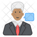 Business Chat Business Communication Business Message Icon