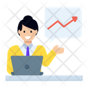 Business Discussion Online Chat Business Chat Icon