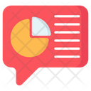 Business Chat Business Message Business Communication Icon