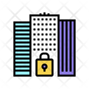 Closed Business Center Icon